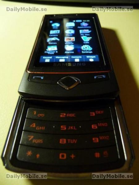 Samsung S8300, táctil con 8MP