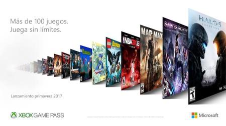 Microsoft revela Xbox Game Pass, la nueva suscripción para Xbox One y PC con la que obtendremos más de 100 juegos a un precio bajo