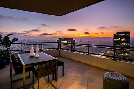 Apartamento con vistas en Los Ángeles
