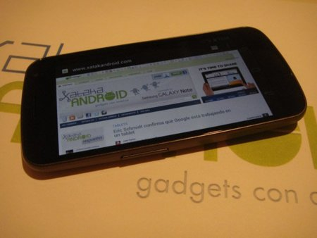 Galaxy Nexus, análisis (III). Ice Cream Sandwich y el cambio radical en Android