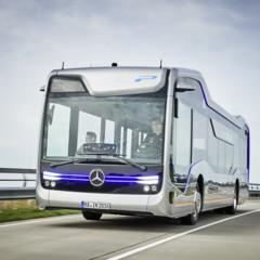 Foto 3 de 36 de la galería mercedes-benz-future-bus en Motorpasión México