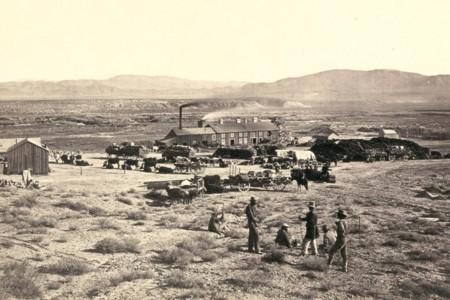 Cómo era el legendario oeste norteamericano, visto a través de las fotografías de su tiempo