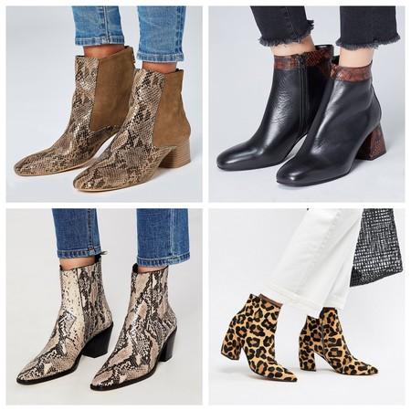 e1d219dcf Los 24 zapatos de animal print que se renuevan esta temporada