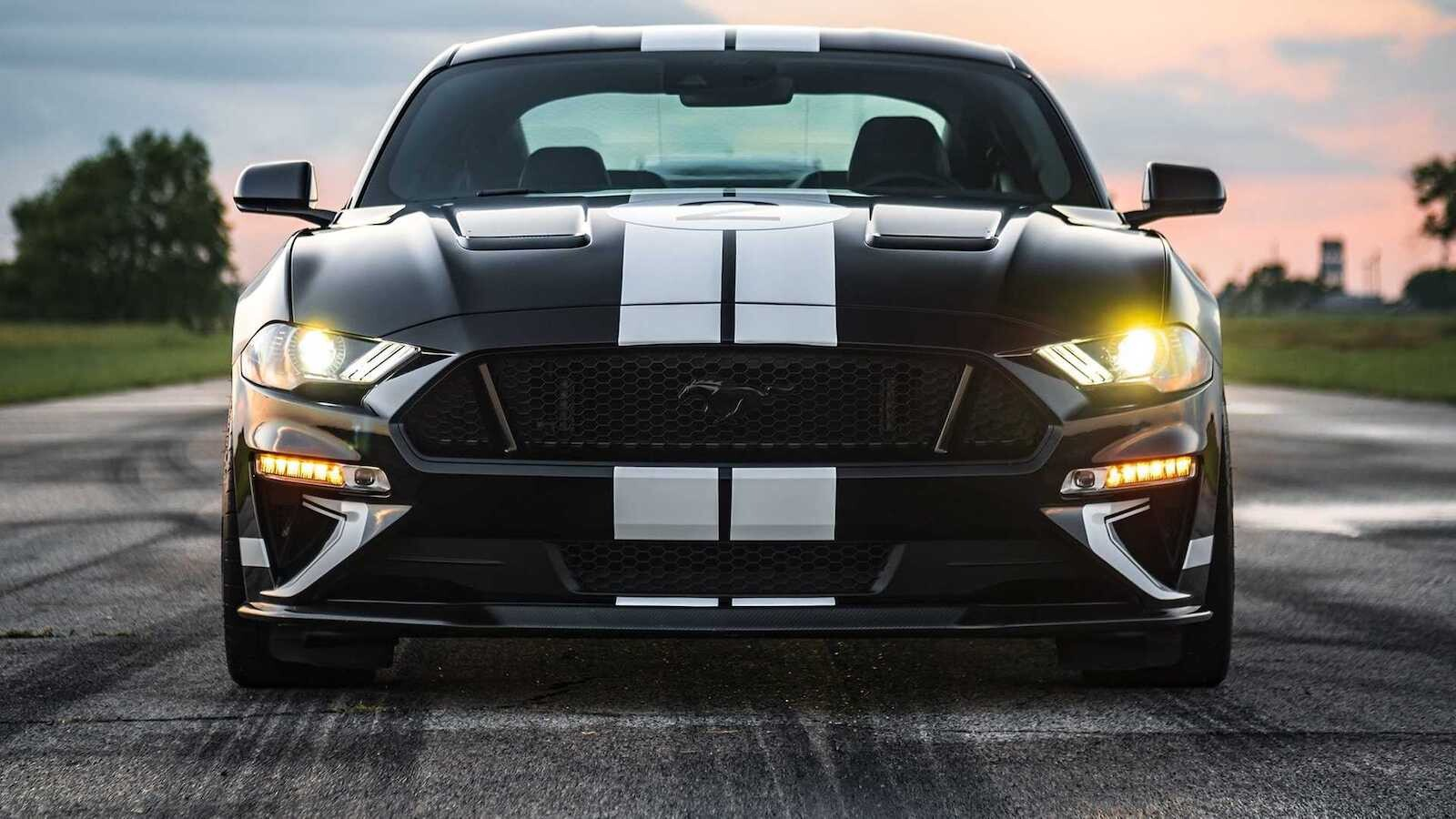 Foto de Hennessey Ford Mustang GT Legend Edition (1/13)