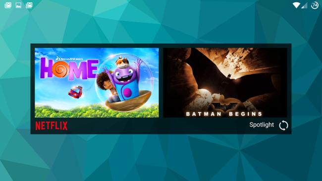 Netflix para Android llega a su versión 4.0