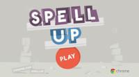 Spell Up, mejora tu inglés con el juego de palabras y experimento de Google Chrome