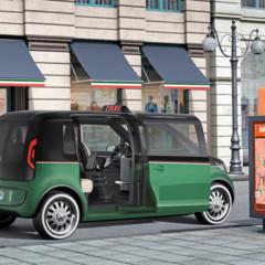 Foto 2 de 7 de la galería milano-taxi en Motorpasión
