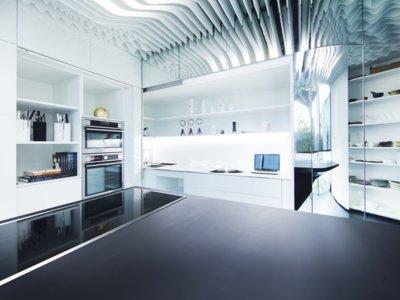 Quique Dacosta y Porcelanosa Kitchens crean la cocina soñada por el chef