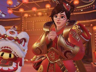 Overwatch se actualiza y le da la bienvenida al Año del Gallo