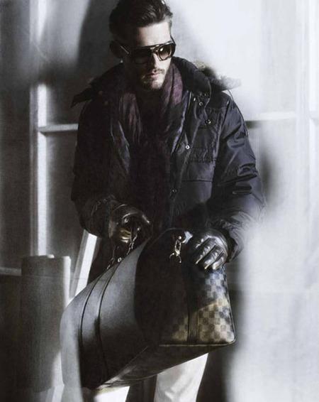 El look perfecto del hombre Louis Vuitton