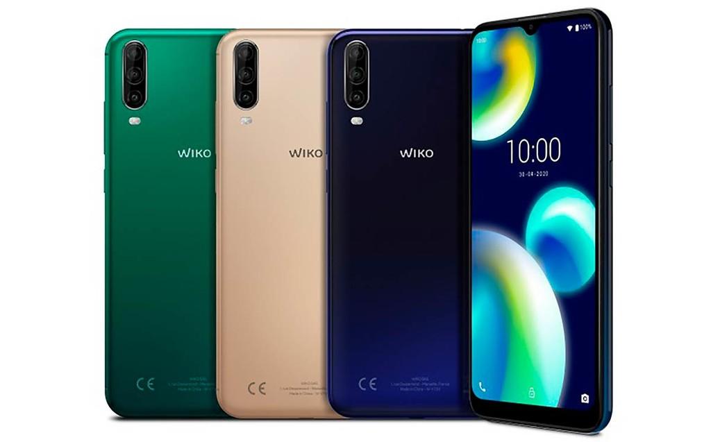 Nuevos Wiko℗ View4 y Wiko℗ View4 Lite, la marca francesa renueva su gama de móviles baratos con triple cámara y grande batería