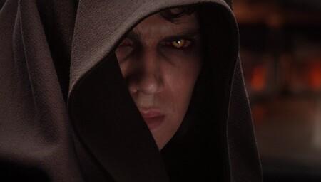 Hayden Christensen As Darth Vader