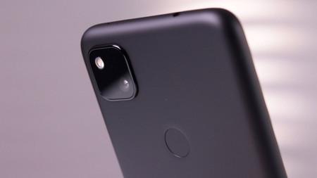 Google Pixel 4a Camara