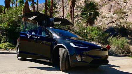 ¿Cuánto darán de sí los neumáticos de los coches autónomos? Goodyear lo está estudiando con Tesloop