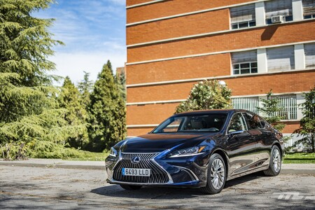 Lexus Es 300h 2021 Prueba 011