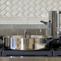 Los materiales utilizados en la cocina