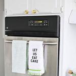 Hazlo tú mismo: personaliza paños y toallas ¡sin coser!