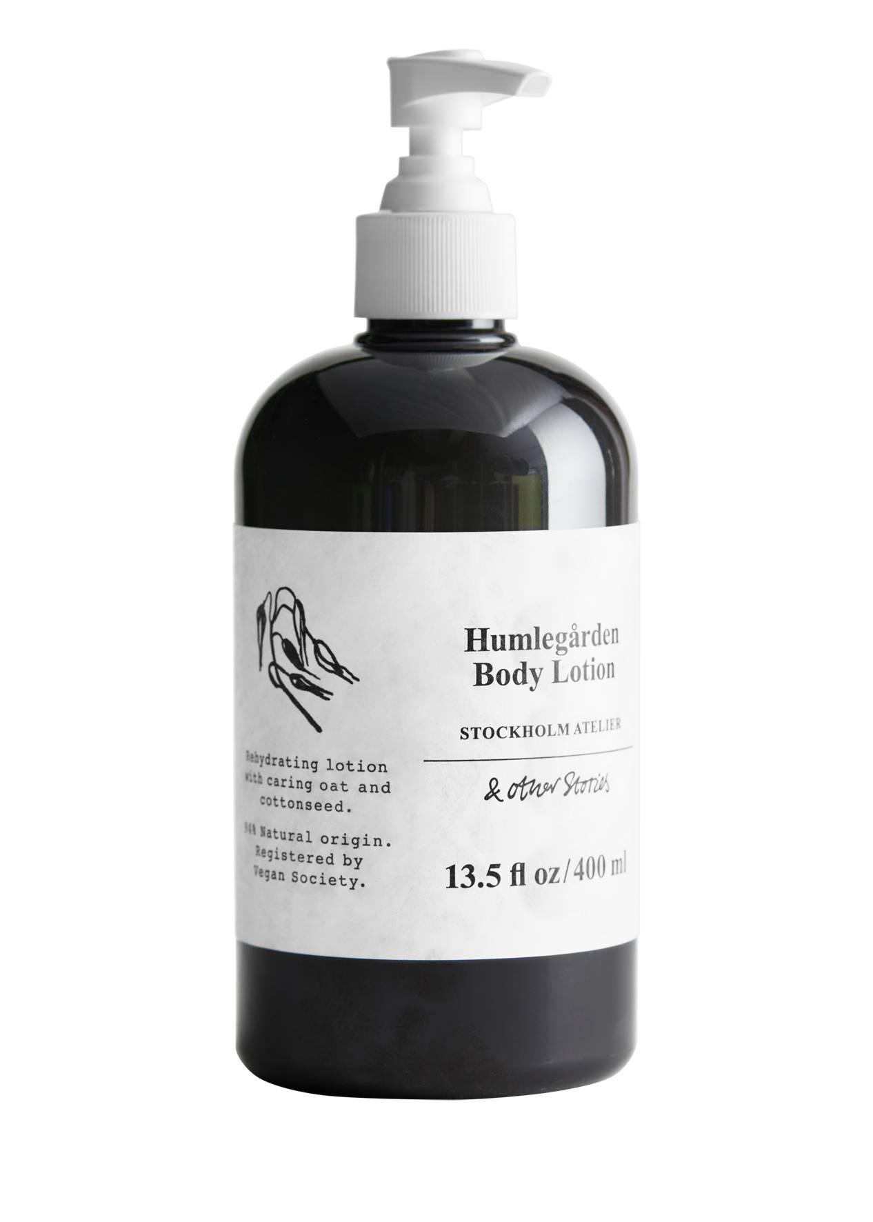 Loción corporal apta para veganos perfume algodón Humlegarden de & Others Stories