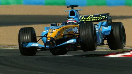 Alonso Francia F1 2004