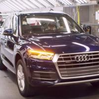 Video: Así se fabrica el Audi Q5 en la nueva planta de Audi en Puebla