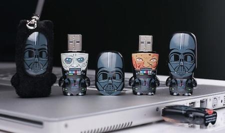Nuevas memorias USB de Darth Vader