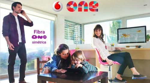 Vodafone tendrá fibra simétrica desde el 9 de diciembre: más velocidad sin coste adicional