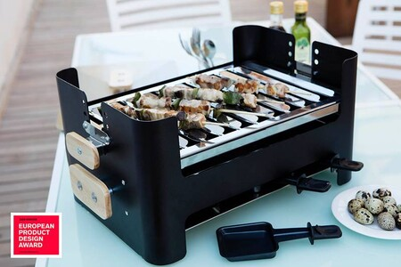Barbacoa Raclette 1