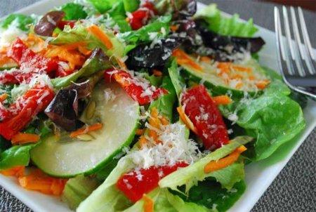 Algunos consejos para hacer una buena ensalada baja en calorías