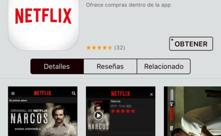 ¡Al fin! Netflix en mi iPhone