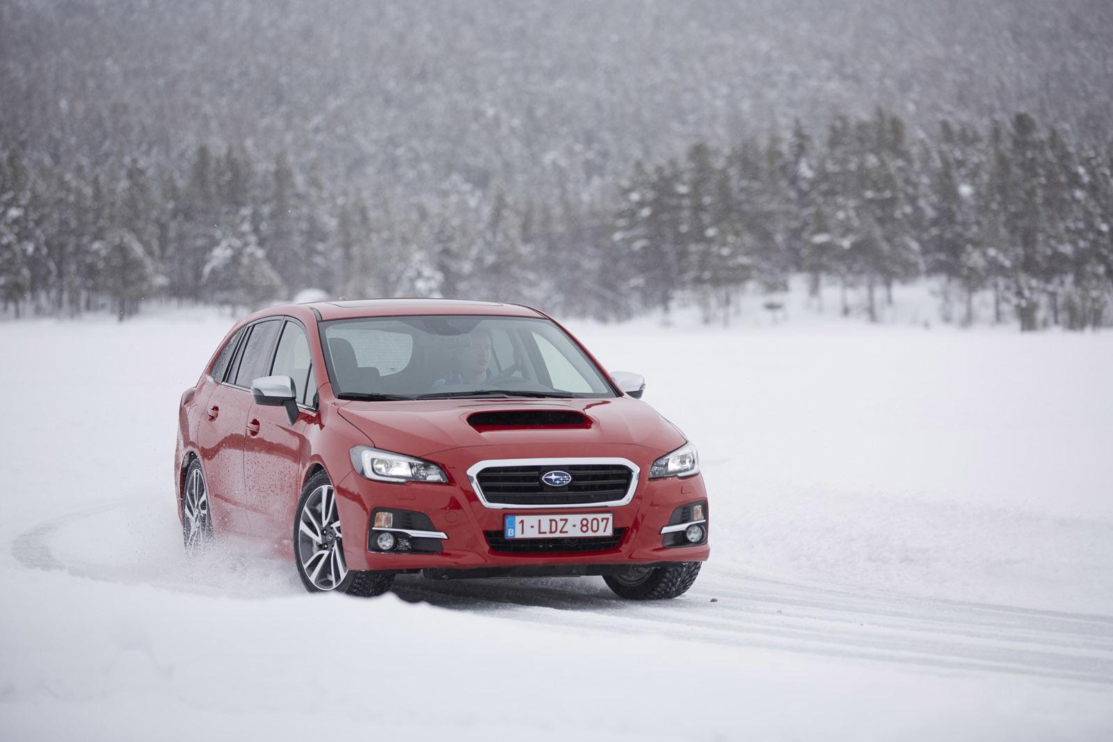 Foto de Subaru Snow Drive 2016 (36/137)