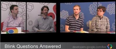 Los desarrolladores de Google responden en vídeo a las dudas del cambio de Chrome hacia Blink