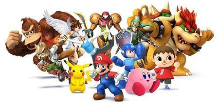 El lunes será revelado un nuevo personaje para Super Smash Bros.