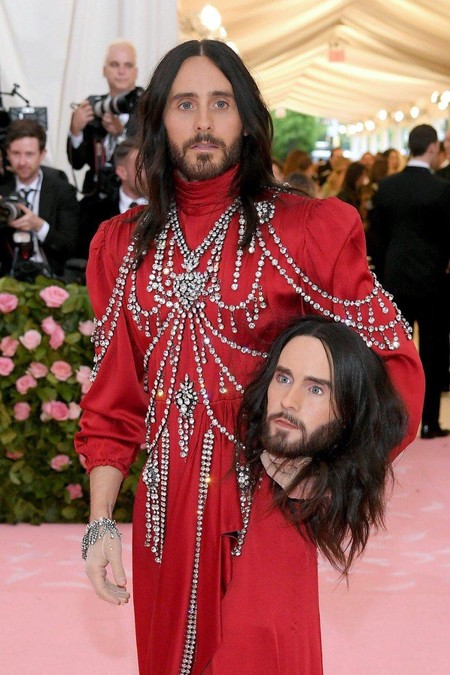 Jared Leto Alfombra Roja Red Carpet Met Gala 2019 02