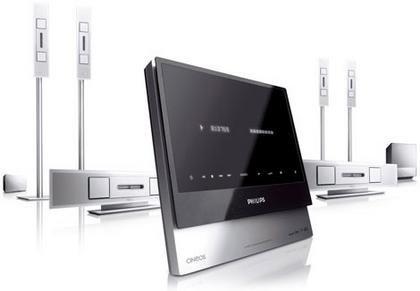 Philips HTS9800, sistema de cine en casa