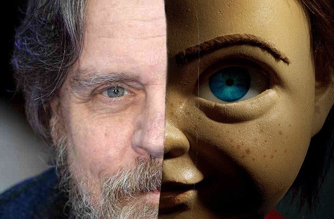 Mark Hamill will be the voice of Chucky in