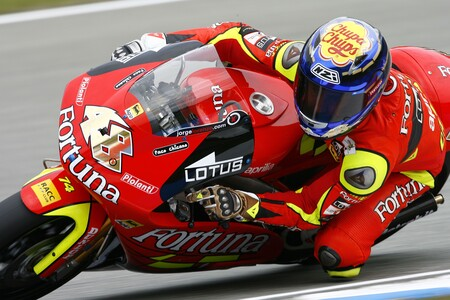Lorenzo Aprilia 250cc 2006
