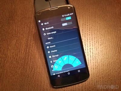 Gravity Box llega a Lollipop, de momento en versión Alpha y para el Android de Google