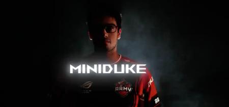 League of Legends: Miniduke se convierte en el primer fichaje del roster español de ASUS
