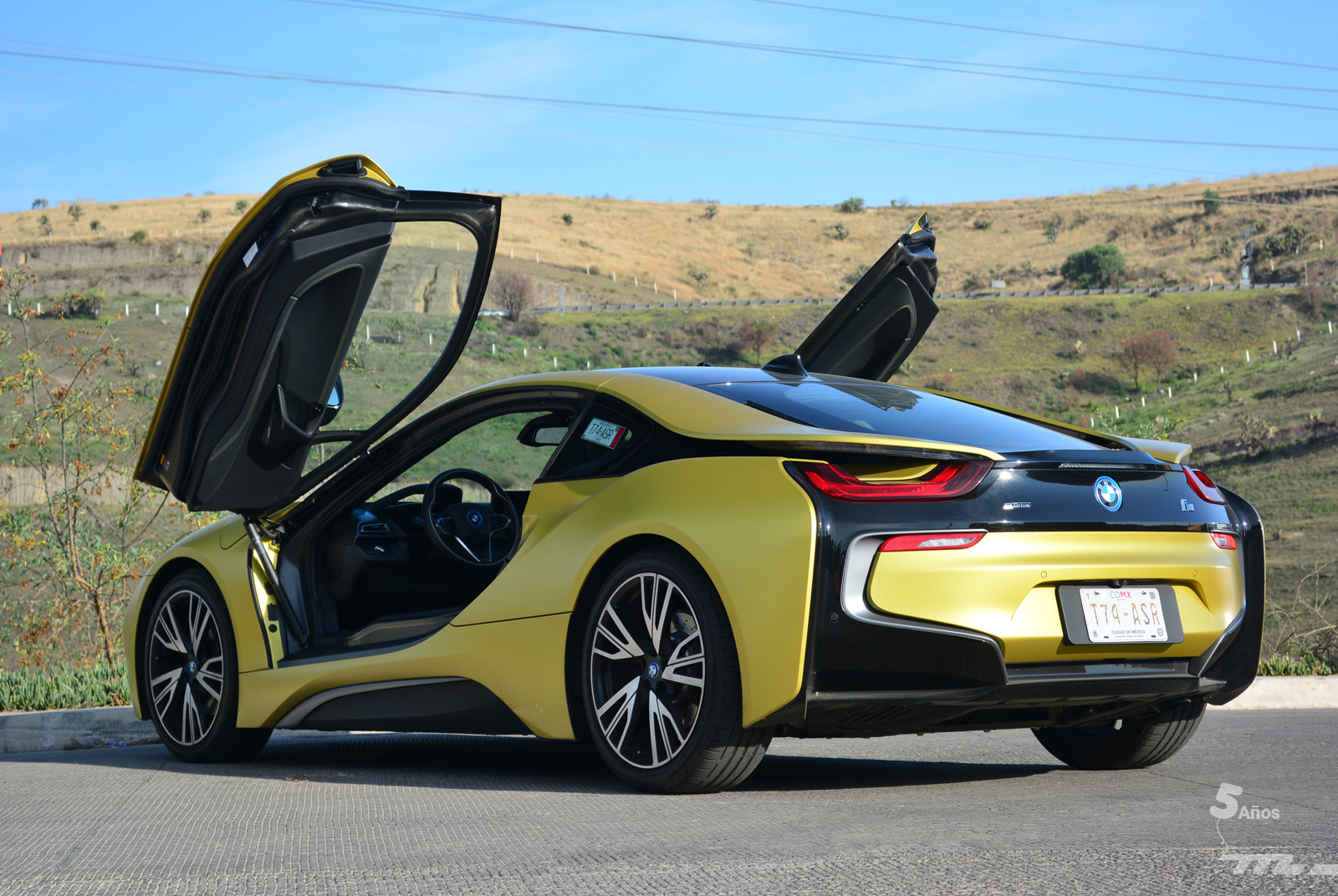 Foto de BMW i8 Protonic Frozen Yellow 2017 (10/21)
