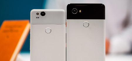 Los Pixel 2 vienen con sorpresa en su interior: son los primeros smartphones con eSIM