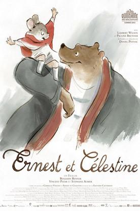 'Ernest & Célestine', la ternura en acuarela
