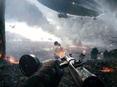 45 minutos de gameplay del multijugador de Battlefield 1 aquí y ahora [E3 2016]