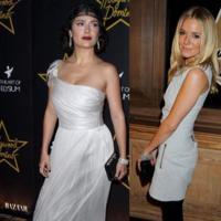 Sienna Miller, Salma Hayek y el resto de invitadas a la fiesta Hollywood Domino