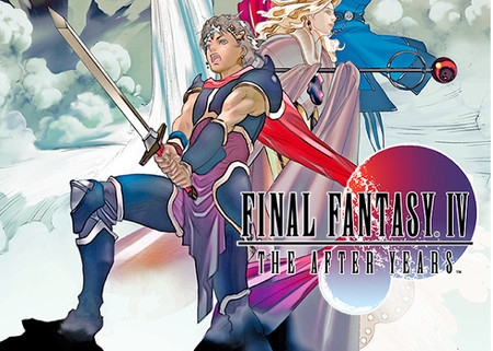 Final Fantasy IV: The After Years, ya disponible en Google Play