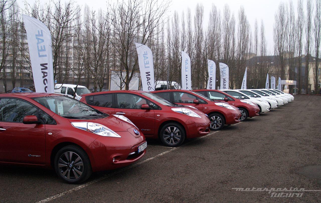 Foto de Nissan LEAF 2013 (presentación) (36/39)