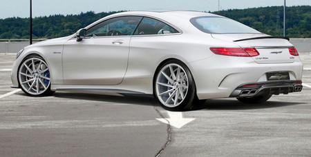 Voltage-Design Mercedes-Benz S 63 AMG Coupé