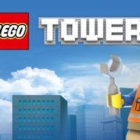 'LEGO Tower' llega a iOS y Android para que construyas y gestiones tu propia torre de LEGO
