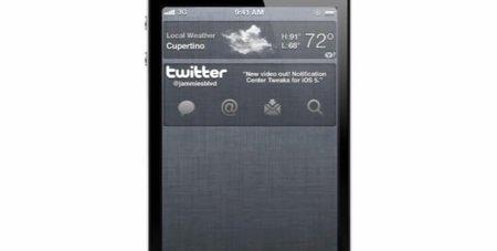 Un nuevo concepto demuestra que el Centro de Notificaciones de iOS aún puede mejorarse