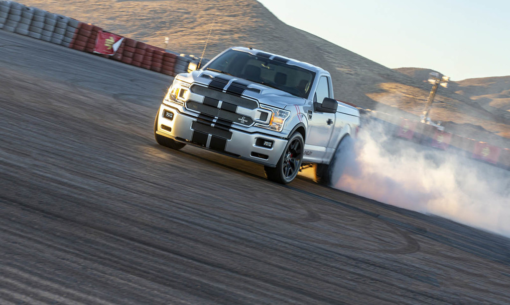 La fiebre SUV que vive EEUU alcanza a Shelby: ya vende más pick-ups Ford F-150 que Ford Mustang