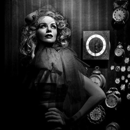 Foto de Simona Smrckova y el glamour retro de sus fotografías  (8/8)